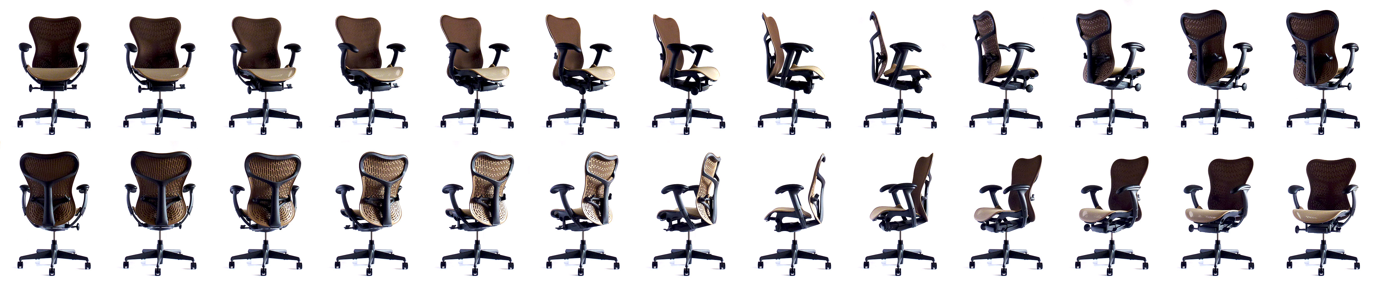 Herman Miller Mirra 2 Cappuccino fice Chairs UK